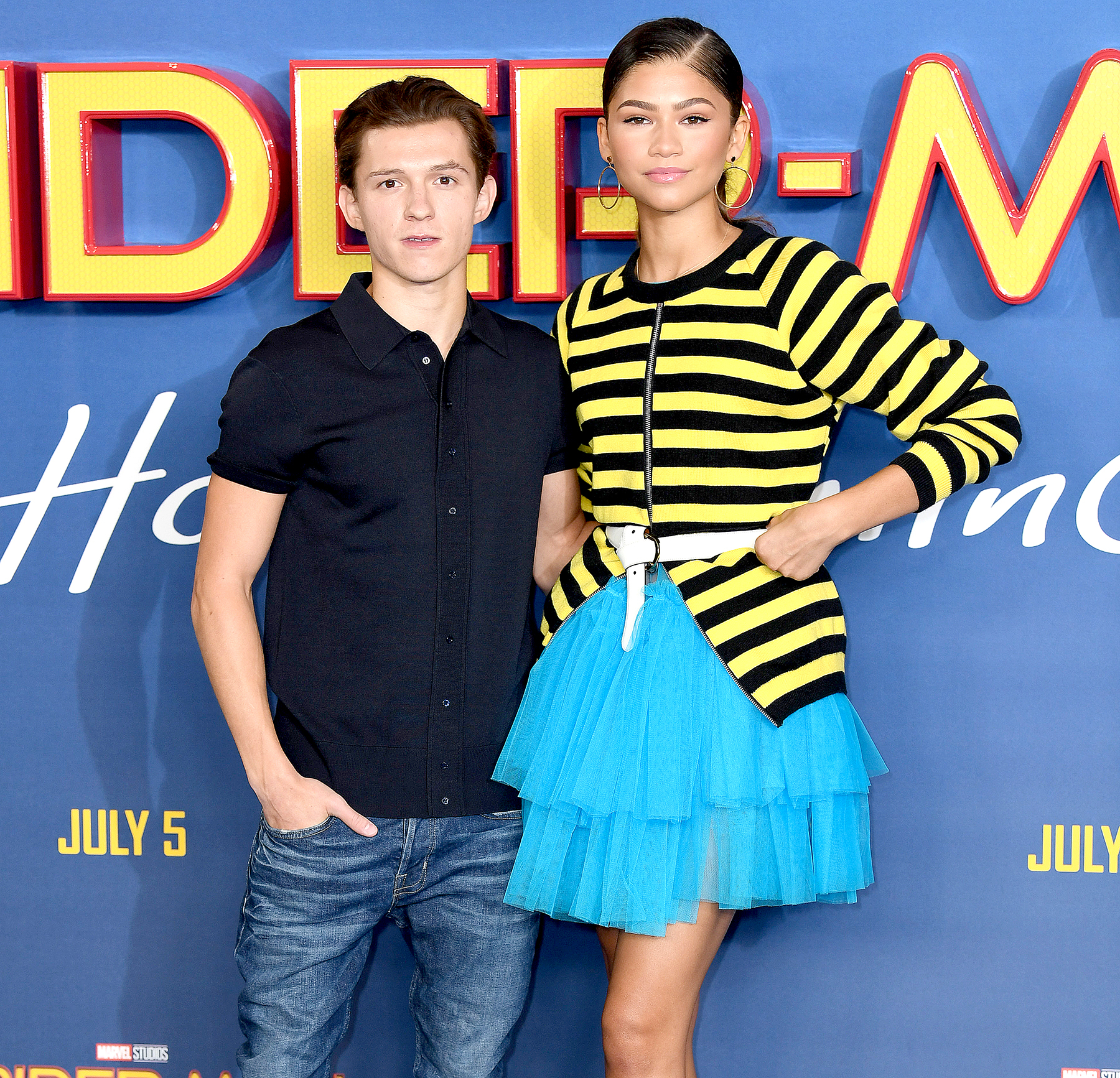 is zendaya dating anyone