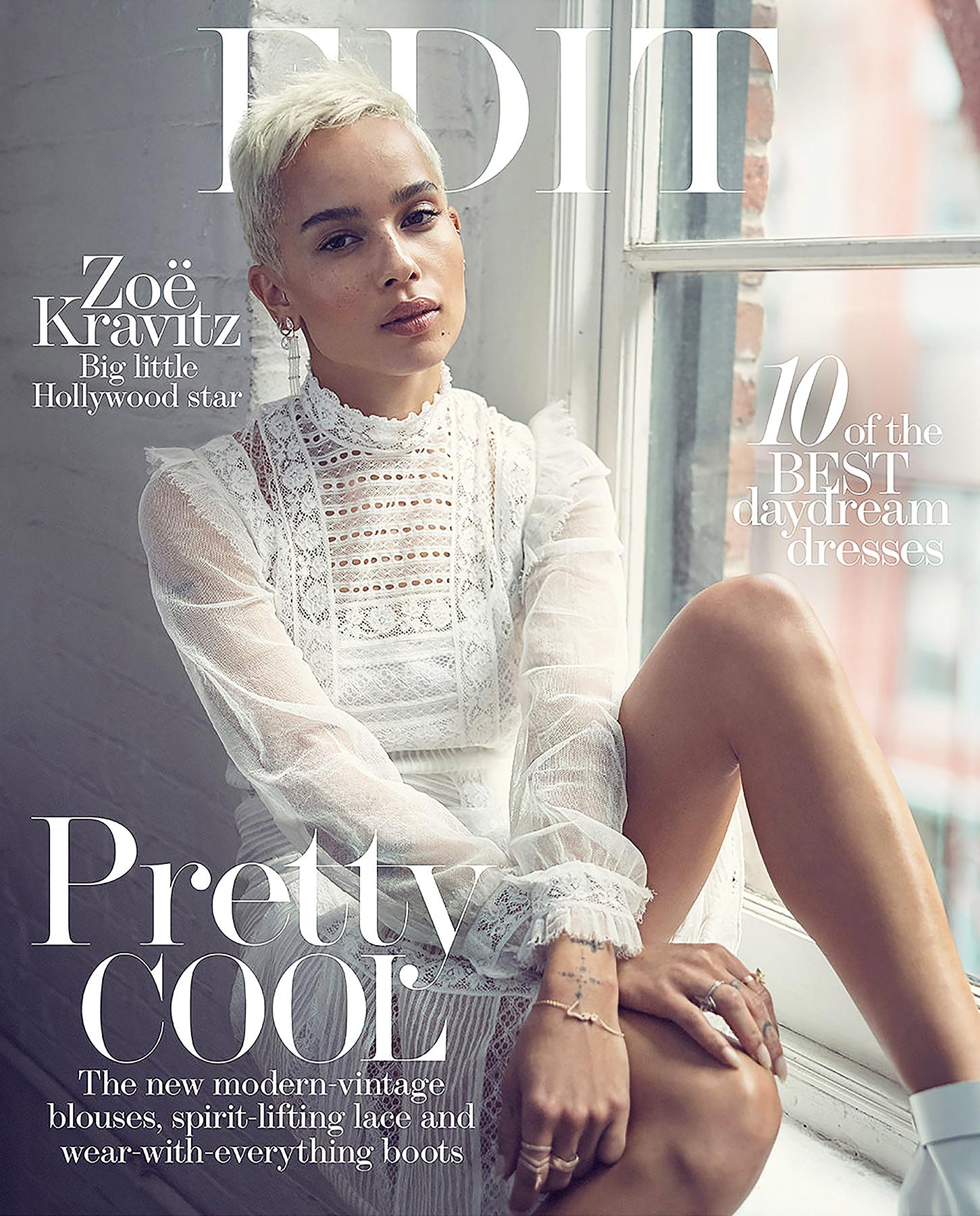 Zoe Kravitz The EDIT